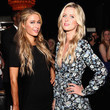 Nicky Hilton and Paris Hilton
