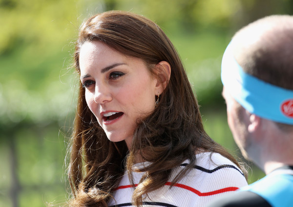 More Pics of Kate Middleton Long Curls (1 of 32) - Kate Middleton Lookbook - StyleBistro