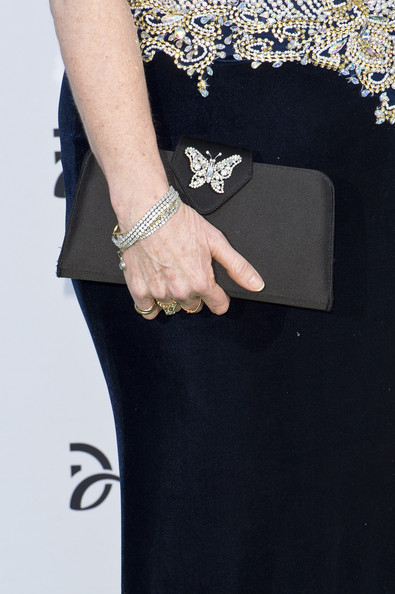 Duchess of York Satin Clutch