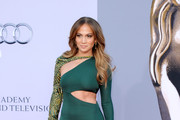 Actress/singer Jennifer Lopez arrives at the BAFTA Brits To Watch event held at the Belasco Theatre on July 9, 2011 in Los Angeles, California.
