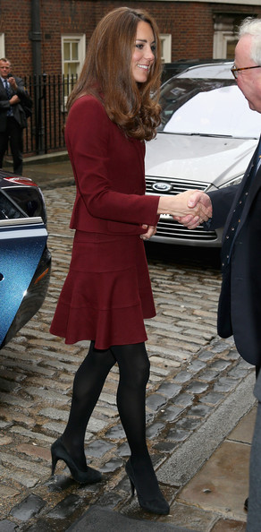 More Pics of Kate Middleton Long Curls (1 of 16) - Kate Middleton Lookbook - StyleBistro