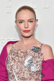 Kate Bosworth rocked a croydon facelift at the NYFW kickoff party.