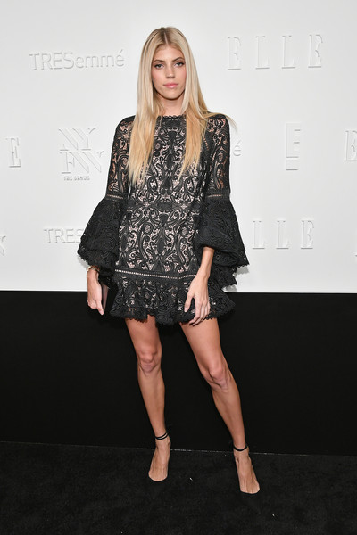 Devon Windsor at the NYFW Kickoff Party