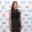 Dania Ramirez at the A&E Upfronts in New York