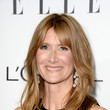 Laura Dern's layers and nude palette
