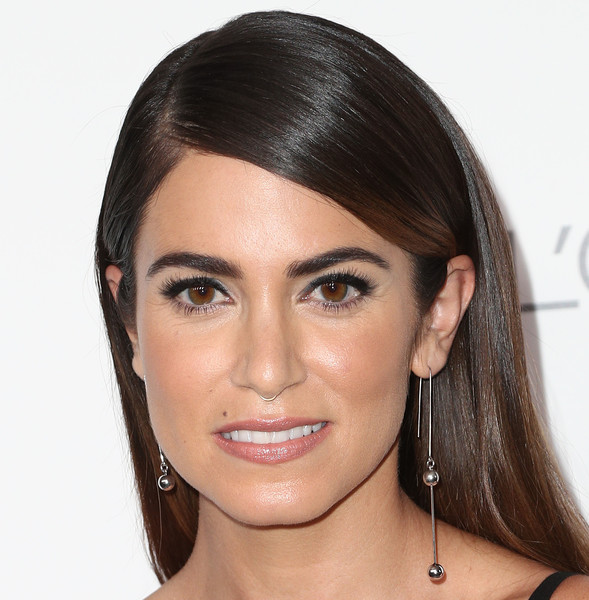 Nikki Reed gave us hair envy when she wore this sleek straight cut to Elle's Women in Hollywood celebration.