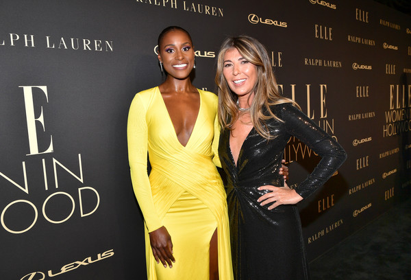 More Pics of Issa Rae Evening Dress (3 of 8) - Issa Rae Lookbook - StyleBistro [yellow,fashion,premiere,event,dress,fashion design,little black dress,style,suit,formal wear,lexus - arrivals,ralph lauren,26th annual women in hollywood celebration,nina garcia,issa rae,l-r,los angeles,the four seasons hotel,california,elle]