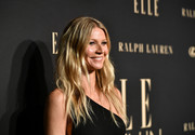 Gwyneth Paltrow wore an edgy wavy 'do at the 2019 Elle Women in Hollywood celebration.