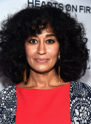 Tracee Ellis Ross rocked big hair at the Elle Women in Television dinner.