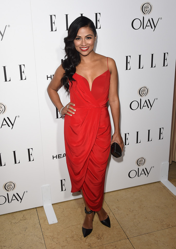 The Best Dressed at The Elle's Women in Television 2015