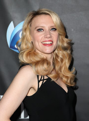 Kate McKinnon looked totally glam with her bouncy curls at the Elle Women in Comedy event.