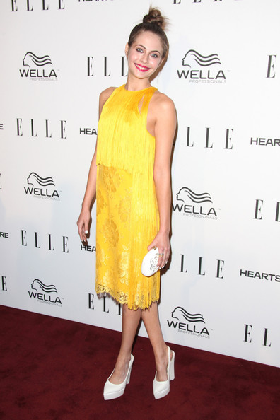 More Pics of Willa Holland Cocktail Dress (8 of 8) - Willa Holland Lookbook - StyleBistro