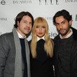 Rachel Zoe and Joey Maalouf