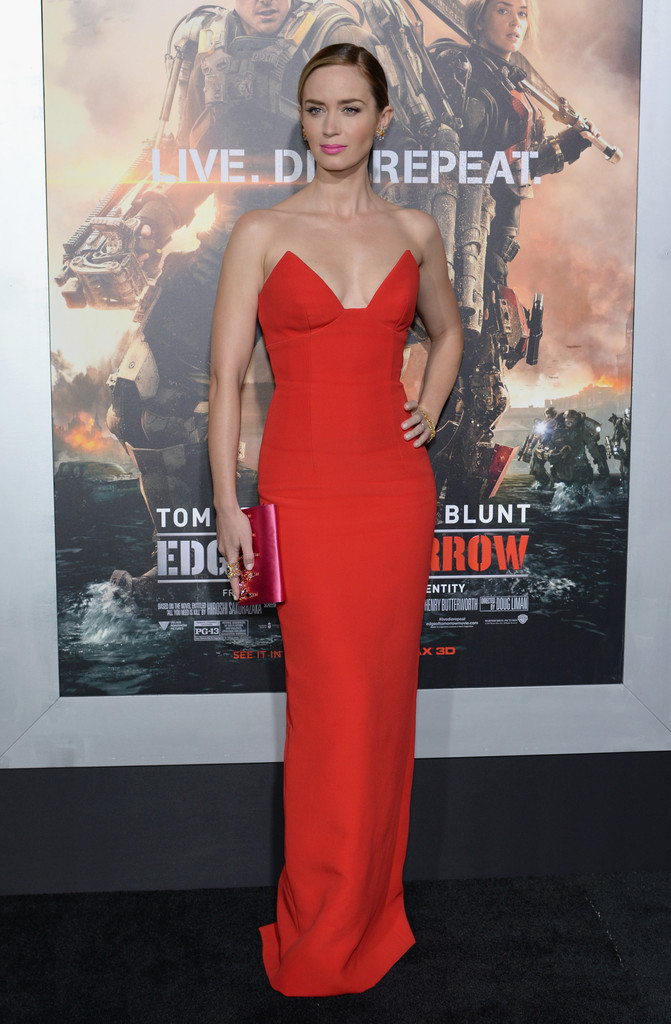 'Edge of Tomorrow' Premieres in NYC