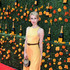 Dresses & Skirts Lookbook: Emma Roberts wearing Christine Alcalay Maxi Dress (3 of 5). Emma Roberts looked perky in a yellow maxi dress by Christine Alcalay during the Veuve Clicquot Polo Classic.