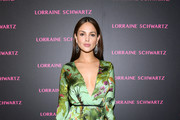 Eiza Gonzalez Wrap Dress