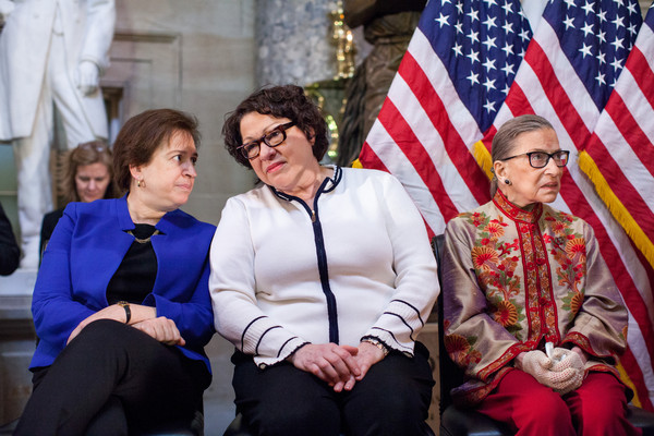 Supreme Court Women Justices Honored on Capitol Hill