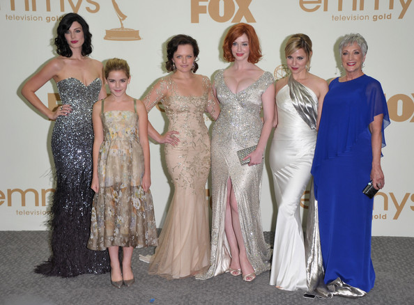 Press Room Shots from the Emmy Awards