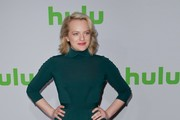 Elisabeth Moss Mini Dress