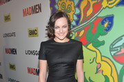 Elisabeth Moss Pencil Skirt