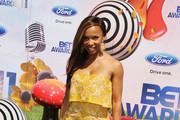 Elise Neal Delights in BCBG Max Azria at the BET Awards