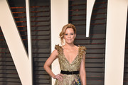 Elizabeth Banks Beaded Dress