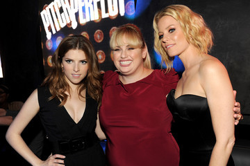 "Elizabeth Banks Rebel Wilson Premiere Of Universal Pictures And Gold Circle Films' ""Pitch Perfect"" - After Party"