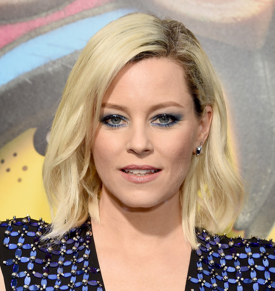 Elizabeth Banks Mid-Length Bob