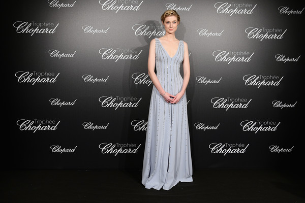 Elizabeth Debicki Beaded Dress
