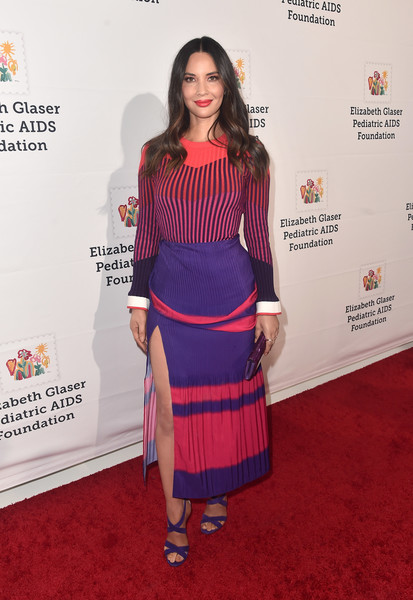 Look of the Day: October 29th, Olivia Munn