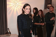 Elizabeth Henstridge Sequined Clutch
