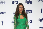 Elizabeth Hurley Cutout Dress
