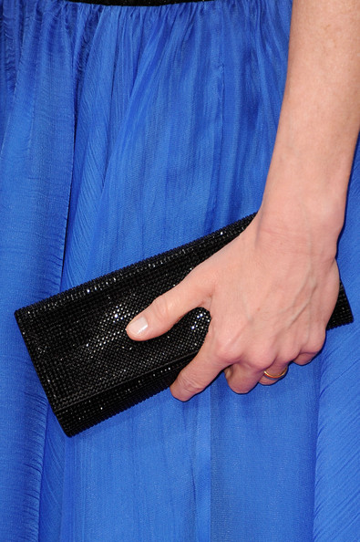Elizabeth McGovern Beaded Clutch