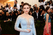 Elizabeth Olsen Beaded Dress