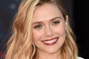 Elizabeth Olsen Medium Wavy Cut