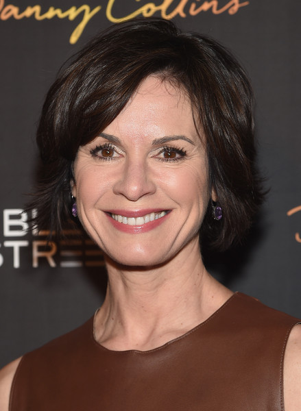 Elizabeth Vargas Bob [hair,face,hairstyle,eyebrow,chin,skin,lip,shoulder,forehead,brown hair,elizabeth vargas,danny collins,danny collins premieres,nyc,amc lincoln square theater,premiere]