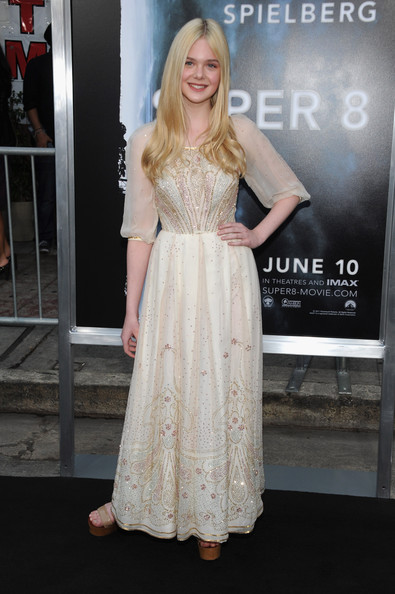 Elle Fanning Shoes
