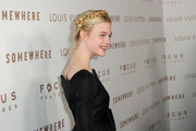 Five Easy Steps to Get Elle Fanning's Red Carpet Hairstyle