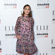 Look of the Day, February 25th: Alexa Chung's '70s-Inspired Frock