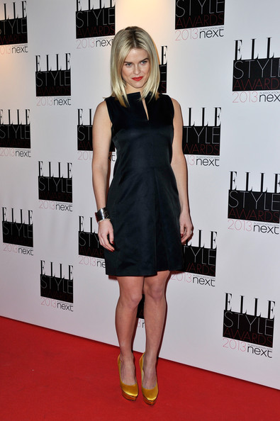 More Pics of Alice Eve Pumps (1 of 4) - Alice Eve Lookbook - StyleBistro