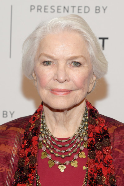 Ellen Burstyn Bob [the tale,hair,face,hairstyle,blond,eyebrow,chin,lip,jewellery,fashion accessory,necklace,ellen burstyn,new york city,sva theater,tribeca film festival]