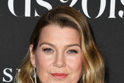Ellen Pompeo Long Wavy Cut