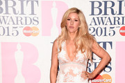 Ellie Goulding Empire Gown