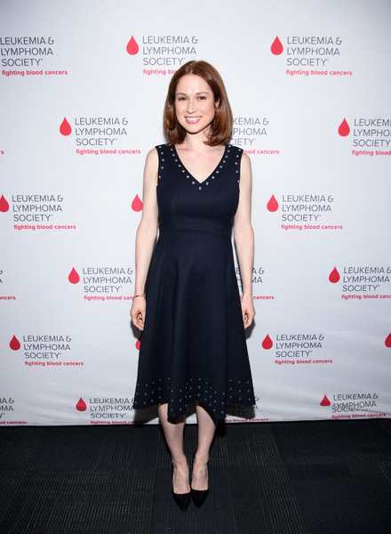Ellie Kemper Midi Dress