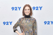 Ellie Kemper  Tights