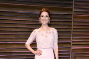 Ellie Kemper  Tube Clutch