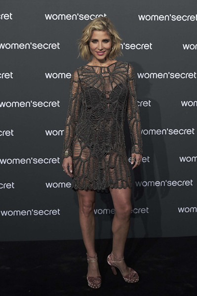 Elsa Pataky Sheer Dress
