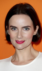 Victoria Summer looked sweet with her short bob at the Ember launch.
