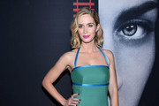 Emily Blunt Fishtail Dress