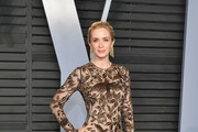 Emily Blunt Sequin Dress